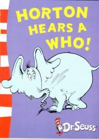 Horton Hears A Who! - Yellow Back Book: Book by Dr. Seuss