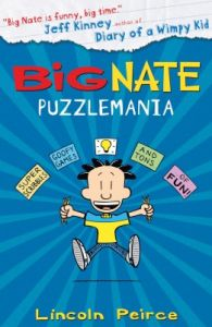 Big Nate Puzzlemania (English) (Paperback  Lincoln Peirce): Book by Lincoln Peirce