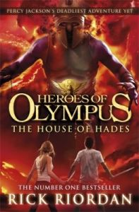 The House of Hades (Heroes of Olympus Book 4) (English) (Paperback): Book by Rick Riordan
