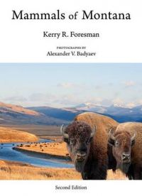 Mammals of Montana: Book by Kerry R Foresman