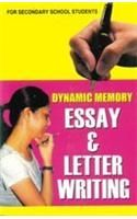 Dynamic Memory Essay & Letter Writing In Just 20 Minutes A Day(For Secondary) English(PB): Book by Mamta Chaturvedi