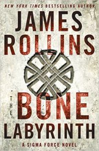 The Bone Labyrinth (English) (Paperback): Book by James Rollins