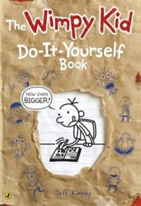 Diary of a Wimpy Kid: Do-It-Yourself Book *NEW large format* (English) (Paperback): Book by Jeff Kinney