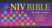 Bible on Audio Cassette