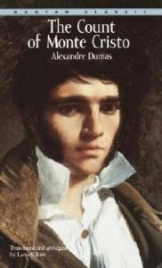 The Count of Monte Cristo: Book by Alexandre Dumas