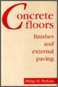 Concrete floors: Book by Philip