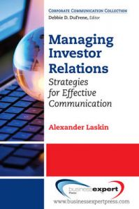 Managing Investor Relations: Strategies for Effective Communication: Book by Alexander Laskin