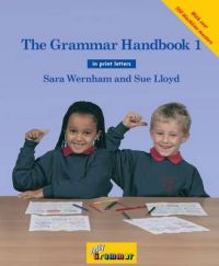 The Grammar Handbook 1 (in Print Letters): Book by Sara Wernham