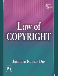LAW OF COPYRIGHT: Book by DAS JATINDRA KUMAR