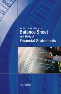 An Introduction To Balance Sheet: Book by Prof. H.R. Gupta