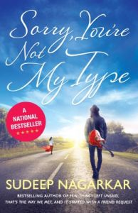 Sorry, Your'e Not My Type (English) (Paperback): Book by Sudeep Nagarkar