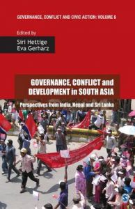Governance, Conflict and Development in South Asia: Perspectives from India, Nepal and Sri Lanka