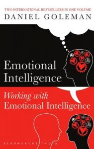 Daniel Goleman Omninbus : Emotional Intelligence and Working with Emotional Intelligence (English) (Paperback): Book by                                                      Daniel Goleman, a former science journalist for the  New York Times , is the author of many books, including the international bestseller Emotional Intelligence. He co-founded the Collaborative for Academic, Social and Emotional Learning at the Yale University Child Studies Center (now at the U... View More                                                                                                   Daniel Goleman, a former science journalist for the  New York Times , is the author of many books, including the international bestseller Emotional Intelligence. He co-founded the Collaborative for Academic, Social and Emotional Learning at the Yale University Child Studies Center (now at the University of Illinois at Chicago). He lives in Massachusetts. @DanielGolemanEI danielgoleman.info Daniel Goleman, Ph. D., covers the behavioural and brain sciences for  The New York Times  and his articles appear throughout the world in syndication. He has taught at Harvard, where he received his Ph. D., and was formerly senior editor of  Psychology Today .