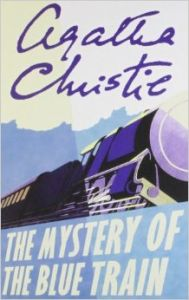 Mystery Of The Blue Train: Book by Agatha Christie