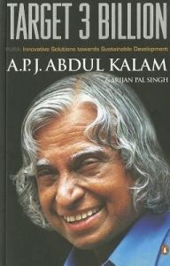 Target 3 Billion (English) (Paperback): Book by A. P. J. Abdul Kalam