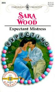 Expectant Mistress: Book by Sara Wood