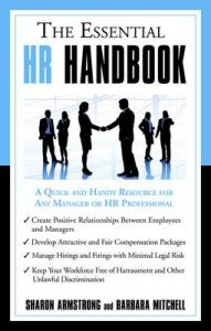 Essential HR Handbook: A Quick and Handy Resource for Any Manager or HR Professional: Book by Sharon Armstrong