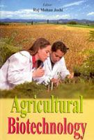 Agricultural Biotechnology: Book by Rajmohan Joshi