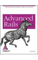 Advanced Rails, 374 Pages 0th Edition (English) 0th Edition: Book by Brad Ediger