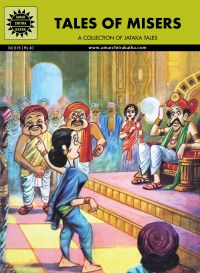 Jataka Tales : Tales Of Misers (616): Book by Luis Fernandes