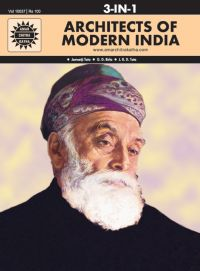 Architects Of Moden India (10037): Book by Anant Pai