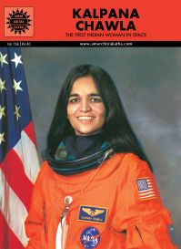 Kalpana Chawla (736): Book by Margie Sastry