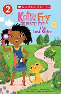 Level 2 Reader : Katie Fry Private Eye - the Lost Kitten (English) (Paperback): Book by Katherine Cox