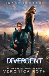 DIVERGENT: Book by Veronica Roth