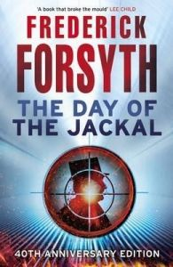 The Day Of The Jackal (English) (Paperback): Book by Frederick Forsyth