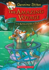 The Amazing Voyage (English) (Hardcover): Book by Geronimo Stilton