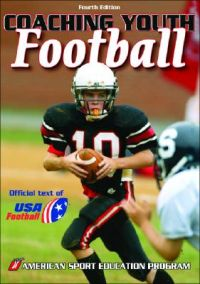 Coaching Youth Football: Book by ASEP