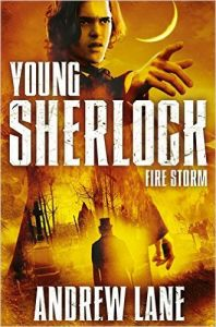 Young Sherlock 4 (English) (Paperback): Book by Andrew Lane