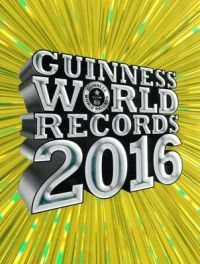 Guinness World Records 2016: Book by Guinness World Recrd