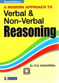 A Modern Approach To Verbal & Non-Verbal Reasoning (English) Revised Edition (Paperback): Book by R. S. Aggarwal