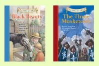 Classic Starts Combo Pack - Black Beauty + The Three Musketeers