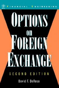 Options on Foreign Exchange: Book by David F. DeRosa