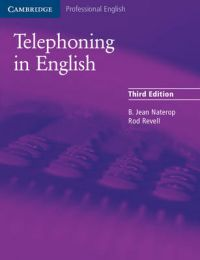 Telephoning in English: Book by Rod Revell