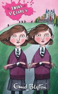 Twins at St. Clare's (English) (Paperback): Book by Enid Blyton