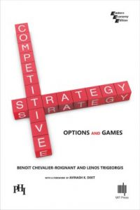 Competitive Strategy : Options and Games (English): Book by Roignant Benoit Chevalier