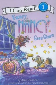 Fancy Nancy Sees Stars: Book by Jane O'Connor
