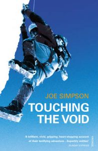 Touching the Void: Book by Joe Simpson