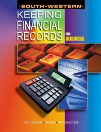 Keeping Financial Records for Business: Book by Robert A. Schultheis