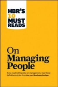 HBR's 10 Must Reads on Managing People (English) (Paperback): Book by Harvard Business Review