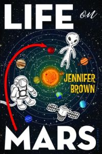Life on Mars (English) (Paperback): Book by Jennifer Brown