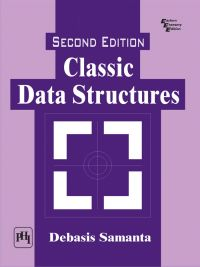 CLASSIC DATA STRUCTURES: Book by Samanta Debasis