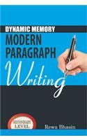 Dynamic Memory Modern Paragraph Writing-Secondary Level English(PB): Book by Rewa Bhasin