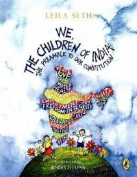 We, the Children of India: The Preamble to Our Constitution (English): Book by Bindia Thapar