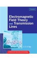 Electromagnetic Field Theory and Transmission Lines: Book by G. S. N. Raju