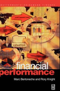 Financial Performance: Book by Rory Knight
