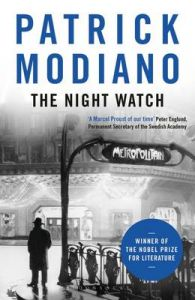 The Night Watch: Book by Patrick Modiano